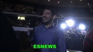 Welcome To The Nate Diaz Show  EsNews Boxing