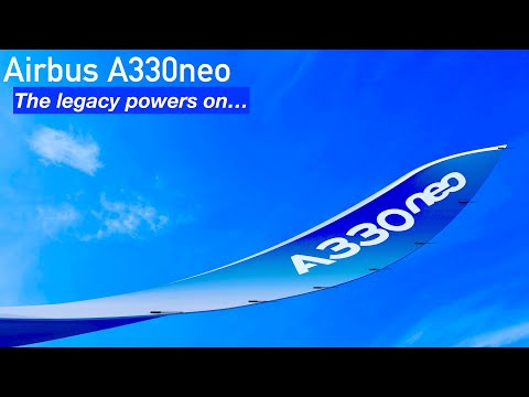 Airbus A330neo: FULL Documentary from Start to Finish