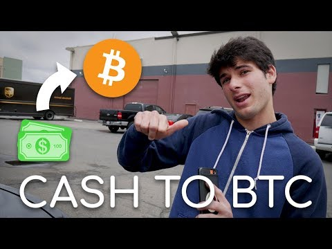 How Do Bitcoin ATMs Work?? We FOUND OUT! (Feat. A Strip Club)