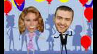 MTV Video Music Awards - Madonna and Justin Timberlake