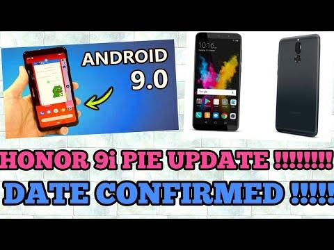 Honor Play Pie Update Download