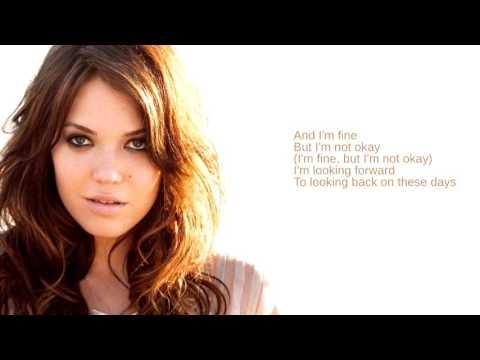 Mandy Moore: 07. Looking Forward To Looking Back (Lyrics)