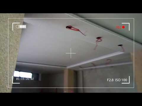 comment réaliser un faux plafond avec placo platre BA10