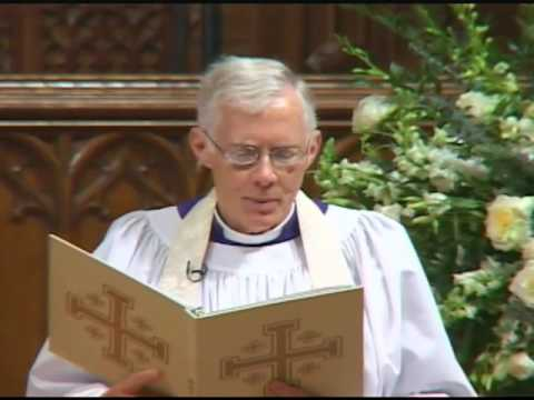 April 9, 2015: A Celebration of the Life of Norman Scribner at Washington National Cathedral