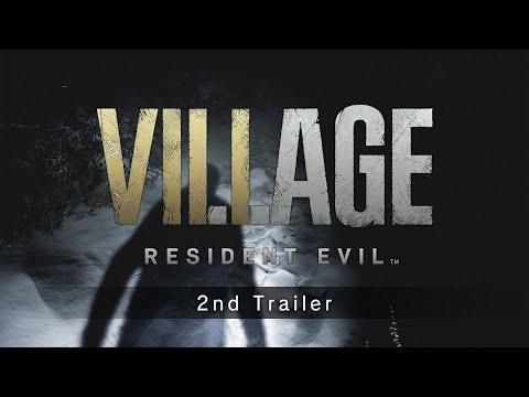 Resident Evil Village - 2nd Trailer