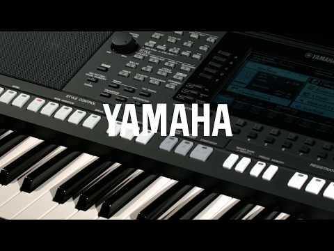 Yamaha PSR S975 Portable Arranger Workstation | Gear4music demo