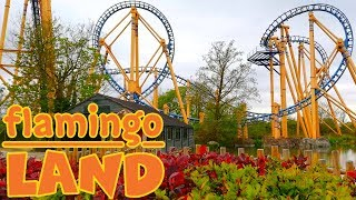 Flamingo Land Vlog May 2019