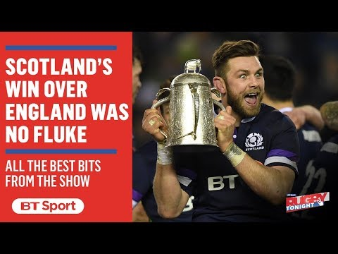 """""""i almost feel embarrassed about how it's been reported"""" - ben kay reacts to scotland vs. england"""