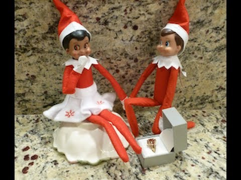 OVER 100 ELF ON THE SHELF SILLY AND CRAZY IDEAS OF 2013 - YouTube