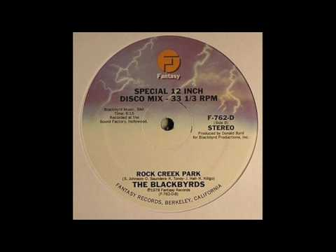ROCK CREEK PARK THE BLACKRDS