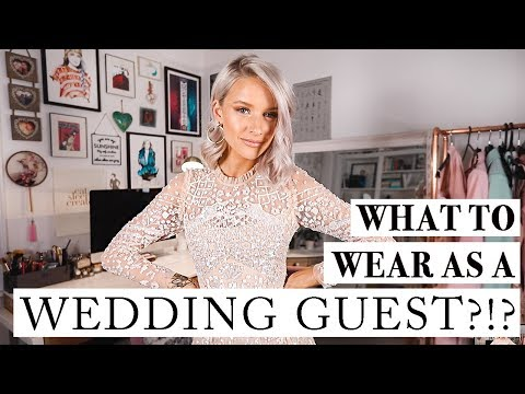 Wedding Guest Outfit Ideas From ASOS + NET-A-PORTER | Inthefrow