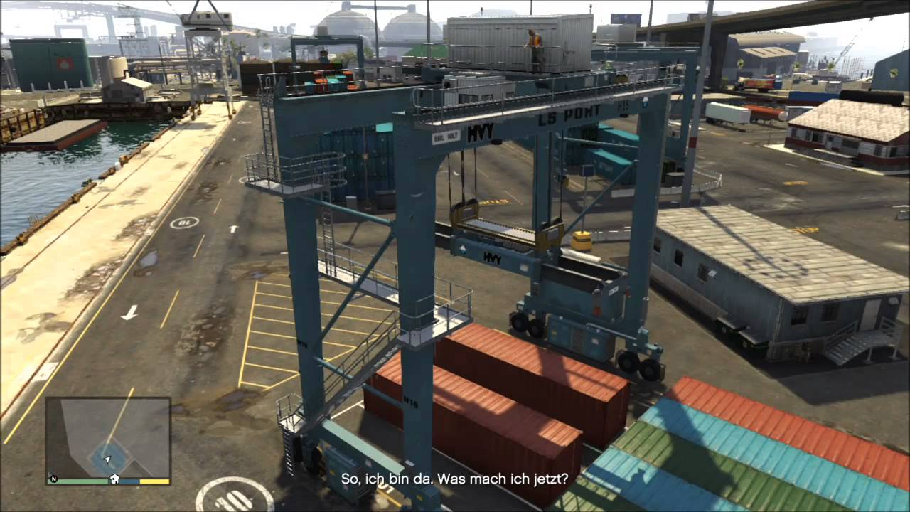 gta how to open ports