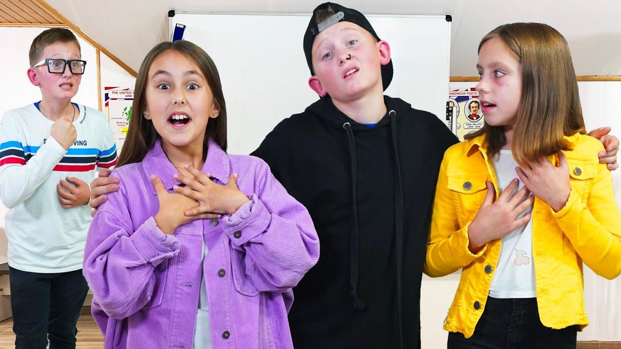¡La gemela y la ex novia de Sava quieren ser las más populares en la escuela contra Eva!