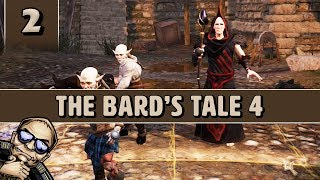 Let's Play The Bard's Tale IV: Barrows Deep - Part 2