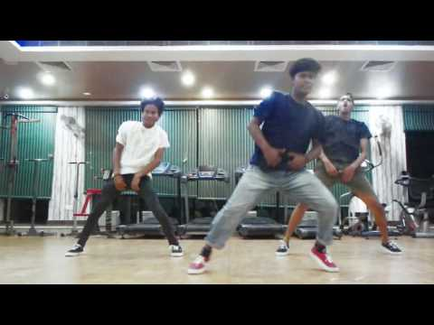 shut up crew Mashallah( Krumping choreography)