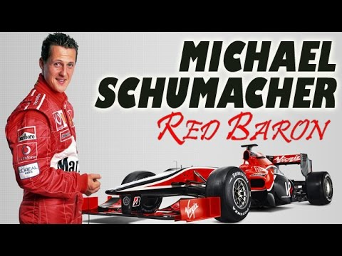 Michael Schumacher | F1 Legend | Red Baron | Unknown Facts