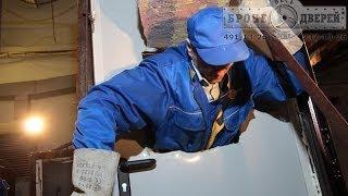 Бронедвери: вскрытие ( взлом) испанской противопожарной двери Киев Украина(Детали на сайте http://dveri.com.ua/ Взлом испанской двери в лаборатории. Взлом двери производился специальной..., 2014-01-20T13:29:36.000Z)
