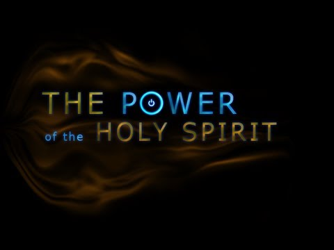 Image result for image power of the Holy Spirit