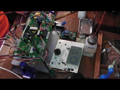 Ремонт платы от Electrolux Hi Tech/ PCB Repair For Electrolux Hi-Tech