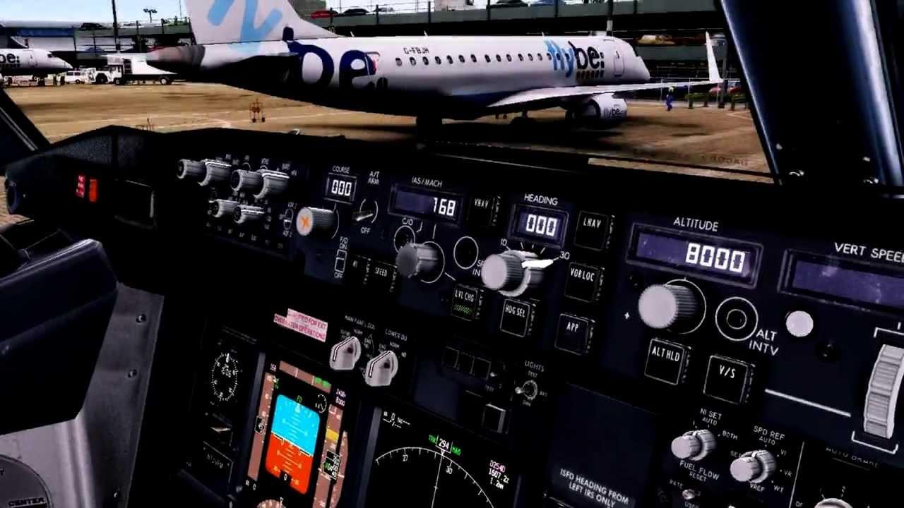 How To Set Ultra Graphics: FSX HD REALISTIC ENB 737 NGX PMDG