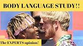 KSI LOGAN PAUL REMATCH-Expert Body Language Assessment!!!! WHO WINS?!