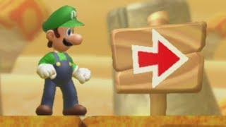 New Super Luigi U Deluxe - Walkthrough - #04