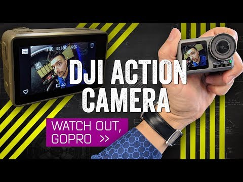 MrMobile's DJI Osmo Action hands-on has me dying to get my hands on one