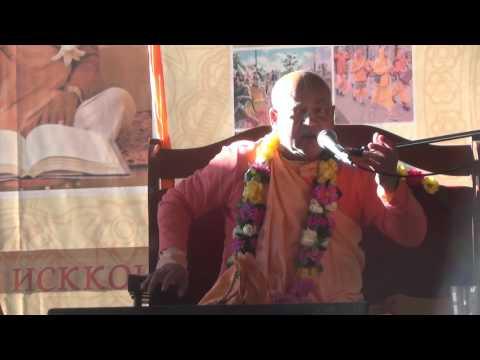 Шримад Бхагаватам 1.2.20 - Субхаг Свами