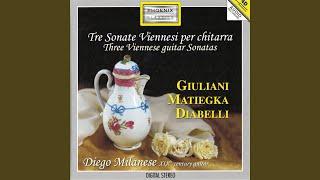 Mauro Giuliani: Sonata in Do maggiore, Op. 15: Adagio con grande espressione