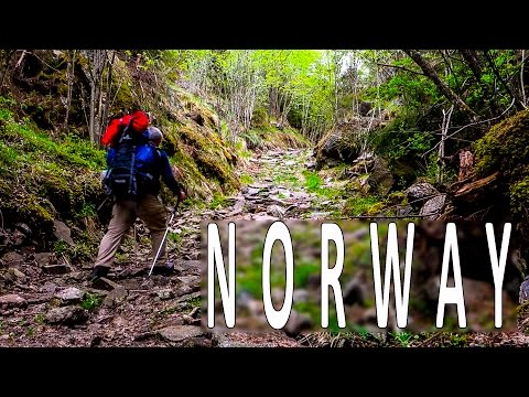I AM SO TIRED! ADVENTURE TRAVEL IN NORWAY.