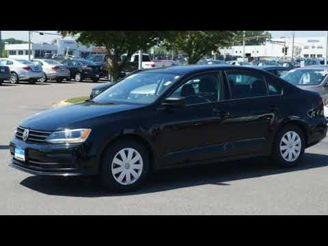 Used 2016 Volkswagen Jetta Sedan Saint Paul MN Minneapolis, MN #G92107P