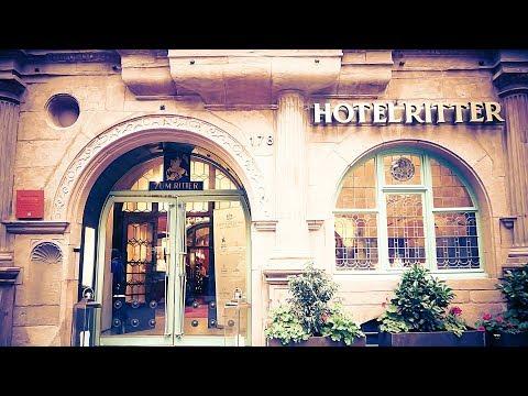 Hotel Zum Ritter St. Georg Heidelberg Videotour