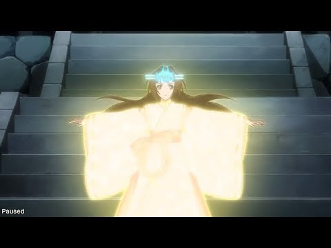 Hiiro no Kakera Season 2 Tamakis Transformation Into Her Princess Form [HD]