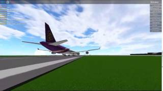 Firstly... | Roblox Plane Spotting #1