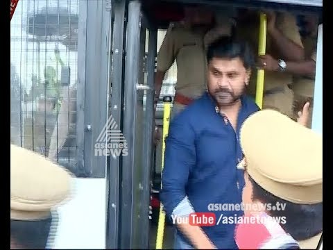 Malayalam actor Dileep arrested for conspiracy