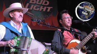 Los Dos Gilbertos (last video) at The Tejano Conjunto Festival 2015