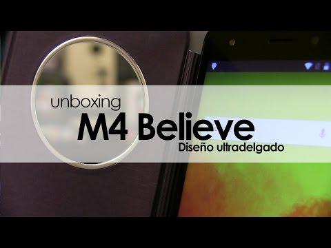 M4 Believe: listo para navegar a velocidad 4G LTE