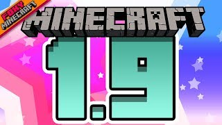 Minecraft Bedrock Edition 1.9 Update!!!