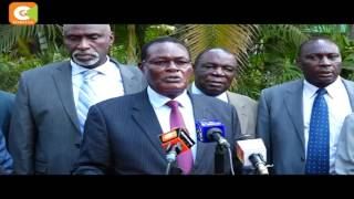 VIDEO: ODM's Obure, Onyonka set to defect to jubilee