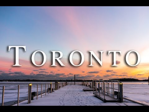Toronto City Guide 2018 |  Travel Film |  Sony Alpha a6000 Camera
