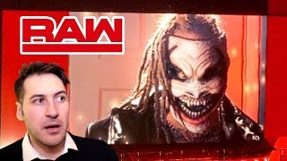 BRAY WYATT FIREFLY FUN HOUSE REACTION 5/14/19 - WWE SD Live May 14th 2019