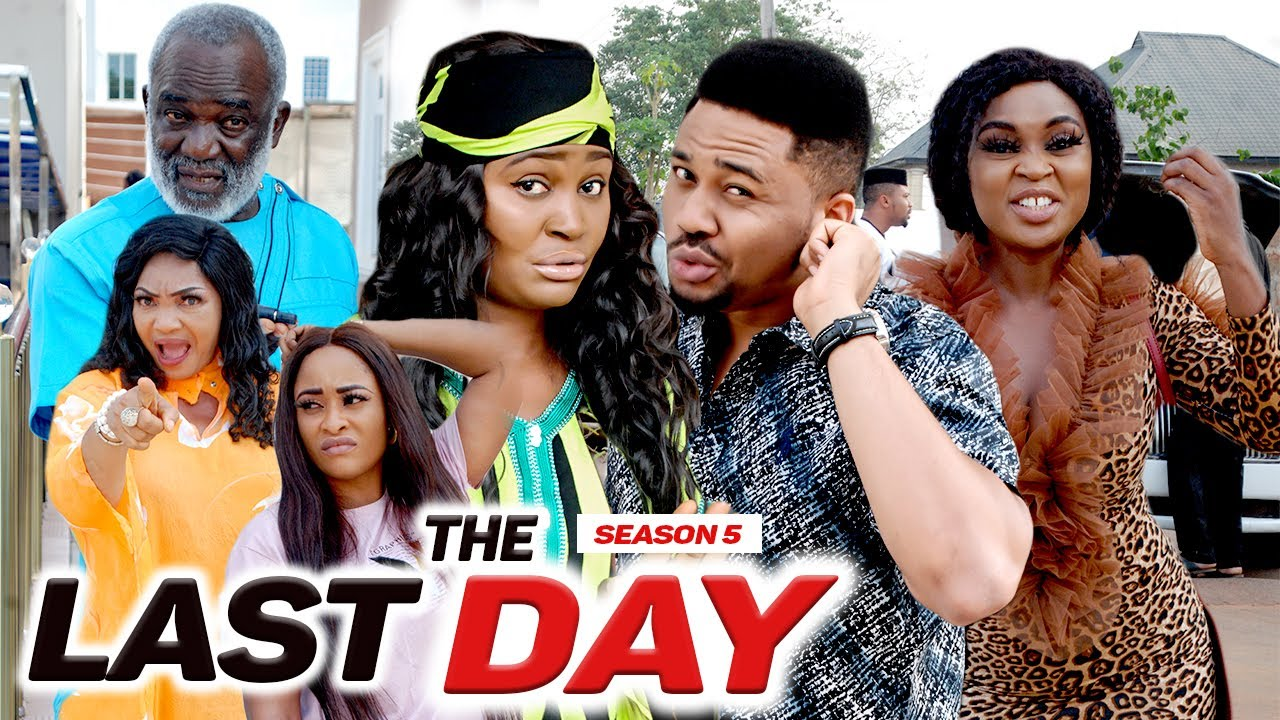 Download THE LAST DAY (SEASON 5) {NEW MOVIE} - 2021 LATEST NIGERIAN NOLLYWOOD MOVIES