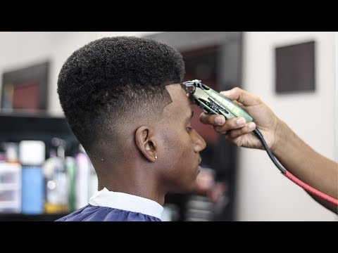 *FULL LENGTH* BARBER TUTORIAL:  MIGUEL LOW FADE