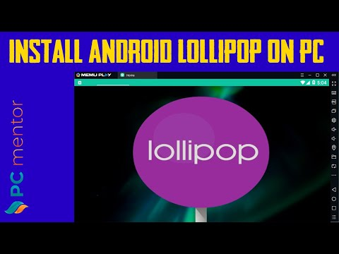 How To Install Android 5.1 Lollipop On PC | Install Android Lollipop On Any Device