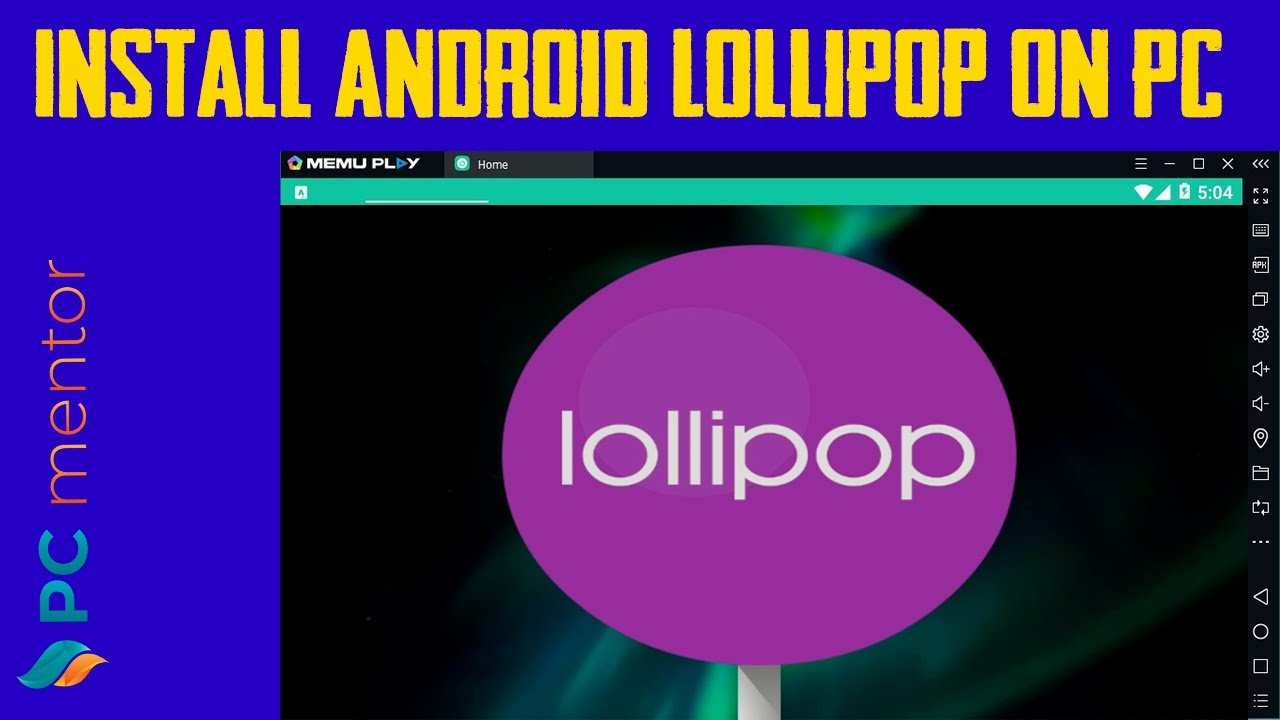 how to install android lollipop on any device