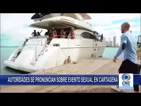 10 AUTORIDADES SE PRONUNCIAN SOBRE EVENTO SEXUAL EN CARTAGENA