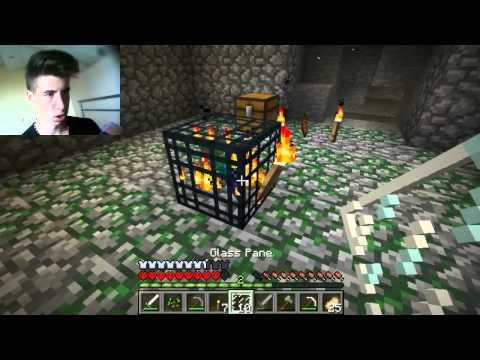 Minecraft Hardcore: /w Bercea [Andy,ce frumos esti azi:))] Sez #2 Ep #4