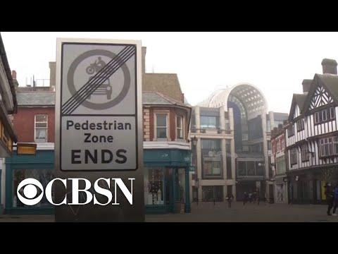 U.K. tightens lockdowns due to new coronavirus strain