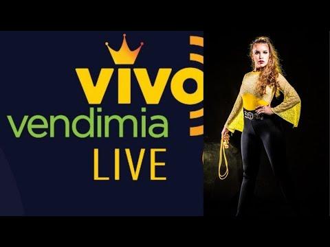 """Florencia Alvarez """"La Reina del Malambo"""" y reina de la Vendimia MC Rivadavia 2015."""