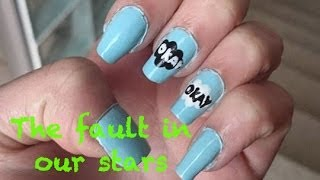 The Fault in our Stars - Nail Design | Stella Thumbnail